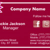 Business Card 7 Front