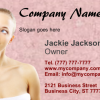 Business Card 9 Front