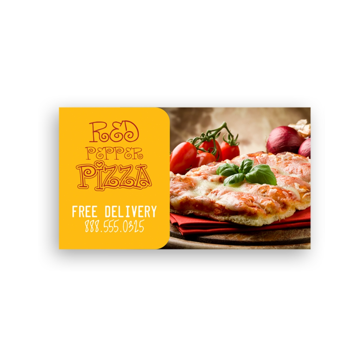 Semi-Gloss Business Cards1
