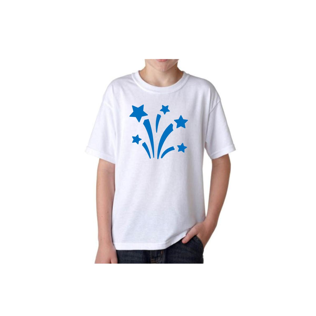 Kids T-Shirt White -MGL06272018-1