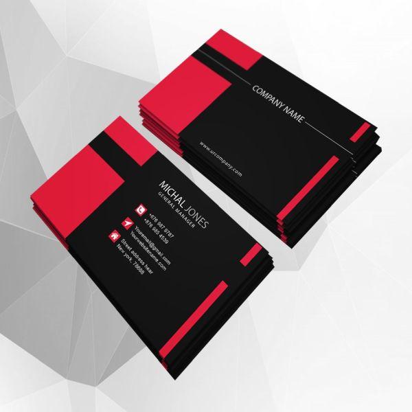 Print Custom Business Card